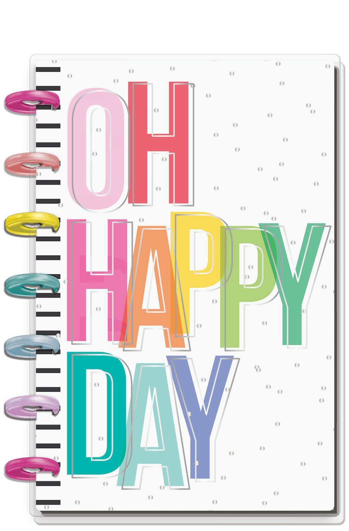 Mini Happy Planner® - Oh Happy Day (Undated) Main Image