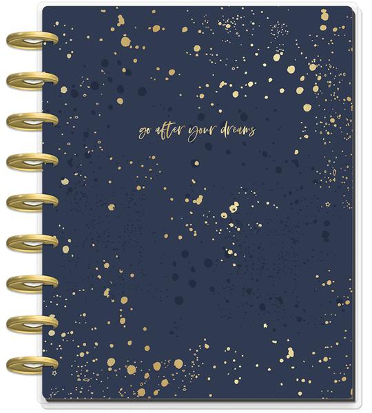 Classic Happy Planner® Happy Journal - Go After Your Dreams Main Image