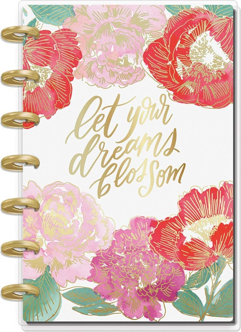 Mini Happy Planner® - Year In Bloom (Undated) Main Image