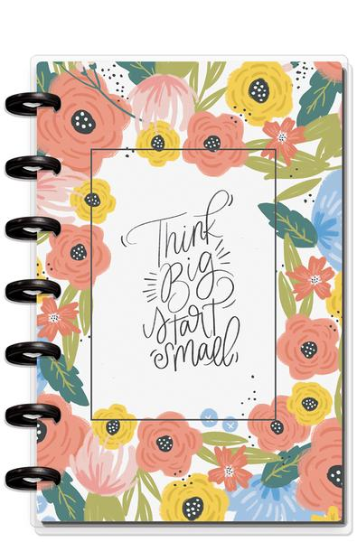 Mini Happy Notes® Notebook - Think Big Main Image
