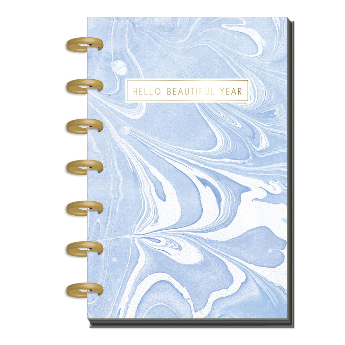 Mini Happy Planner® - Modern Marble (Undated) Main Image